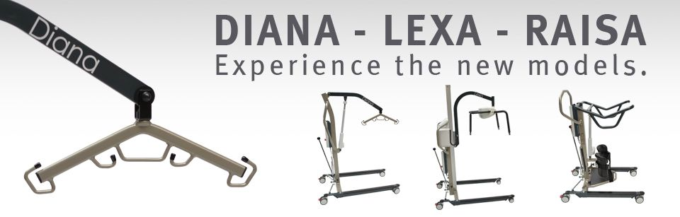Experience the new lift models - DIANA